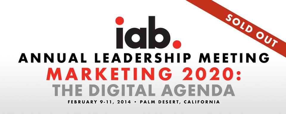The IAB Comes of Age – in Great Style