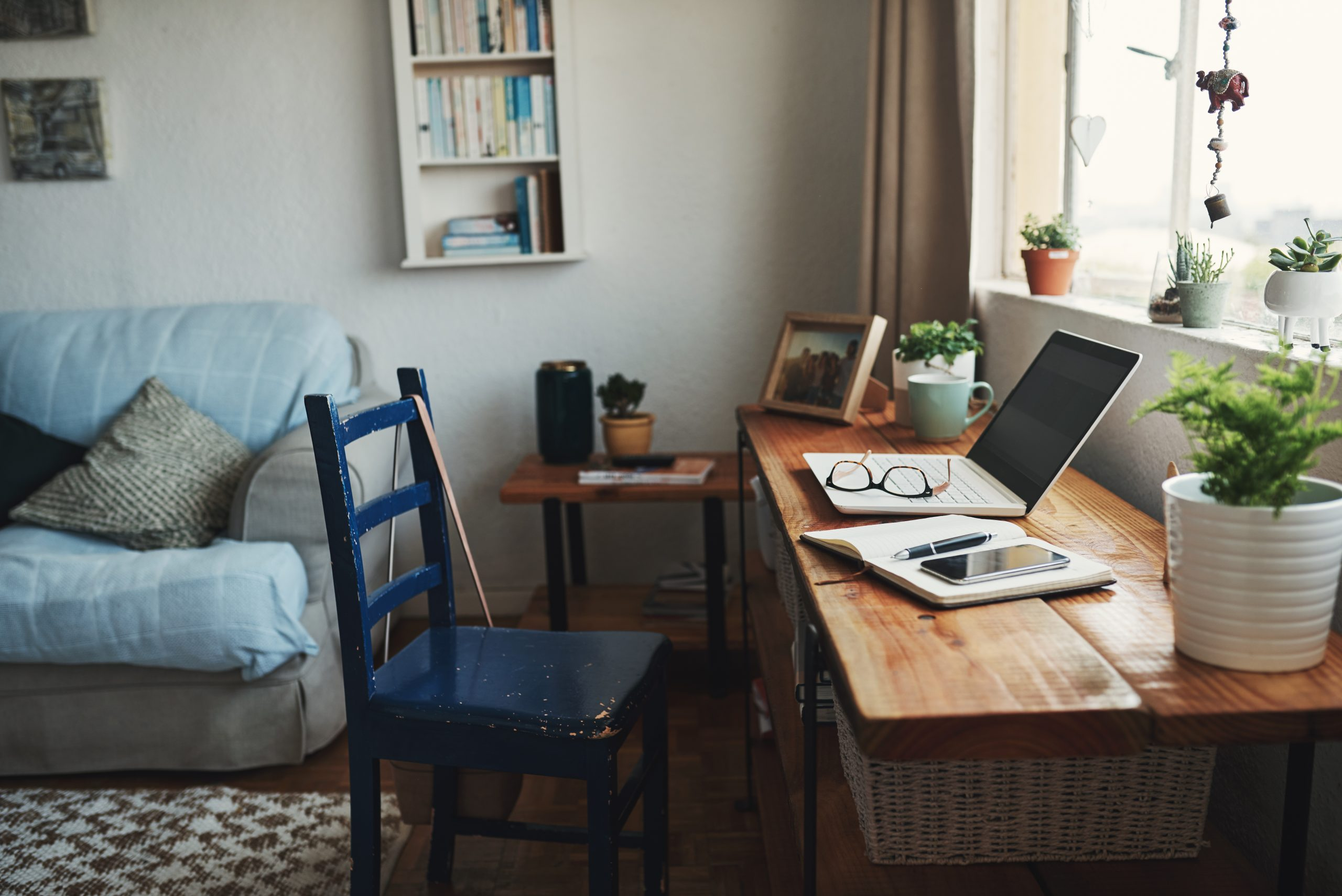 The difference between working from home and 'quarantined' working from home